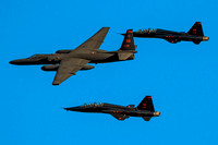 U-2 Dragon Lady & T-38 Talons